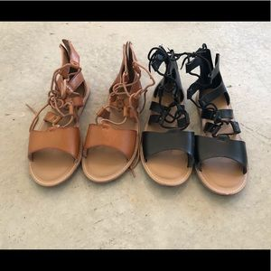 Old Navy Gladiator Sandal Bundle